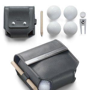 Unikt golfset med gravyr