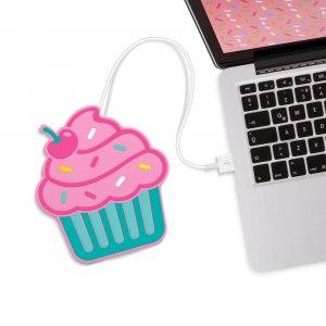 USB-koppvärmare Cupcake eller Donut