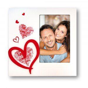 Vanilla Love - Bildram för kärleken