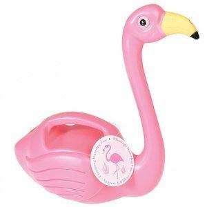 Vattenkannan flamingo
