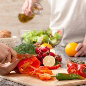 Vegetarisk matlagningskurs – Stockholm