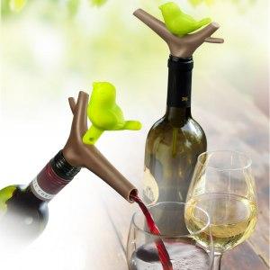 Vinluftare och vinhällare Fågel
