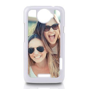 "Weißes ""HTC One X""-Cover bedrucken"