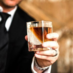 Whisky Wedge - för perfekt kyld whisky