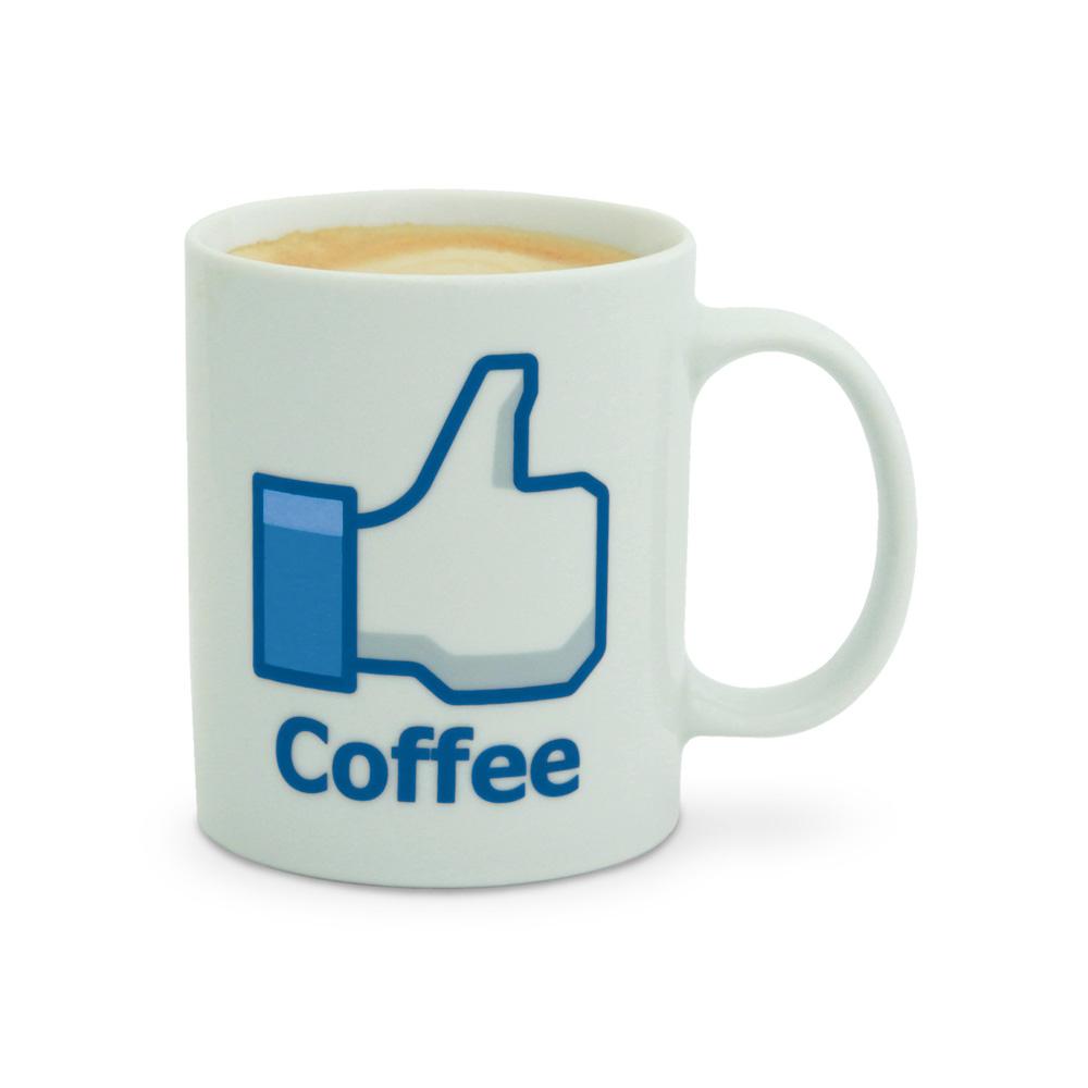 "Kaffemugg ""Like"""""""