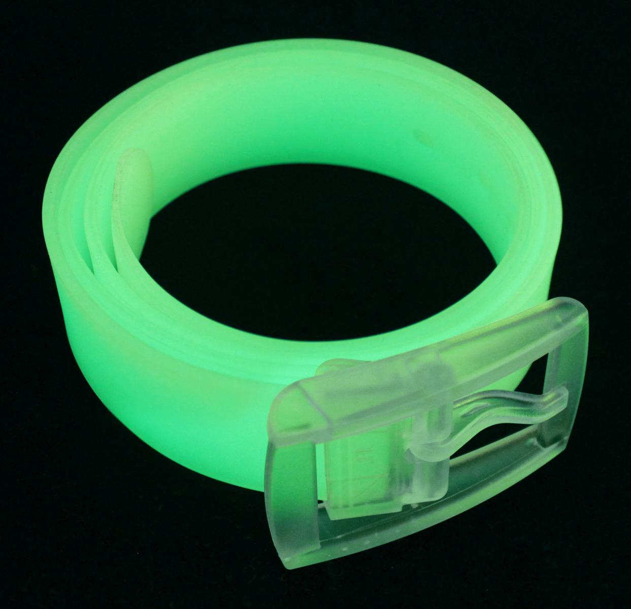 Glowbelt Självlysande bälte