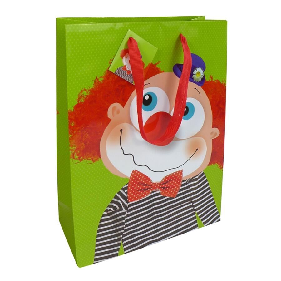 Presentpåse ''Clown'' - stor