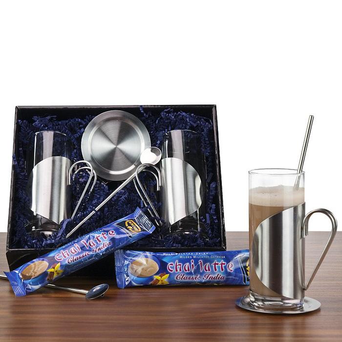 Presentset Chai-Latte