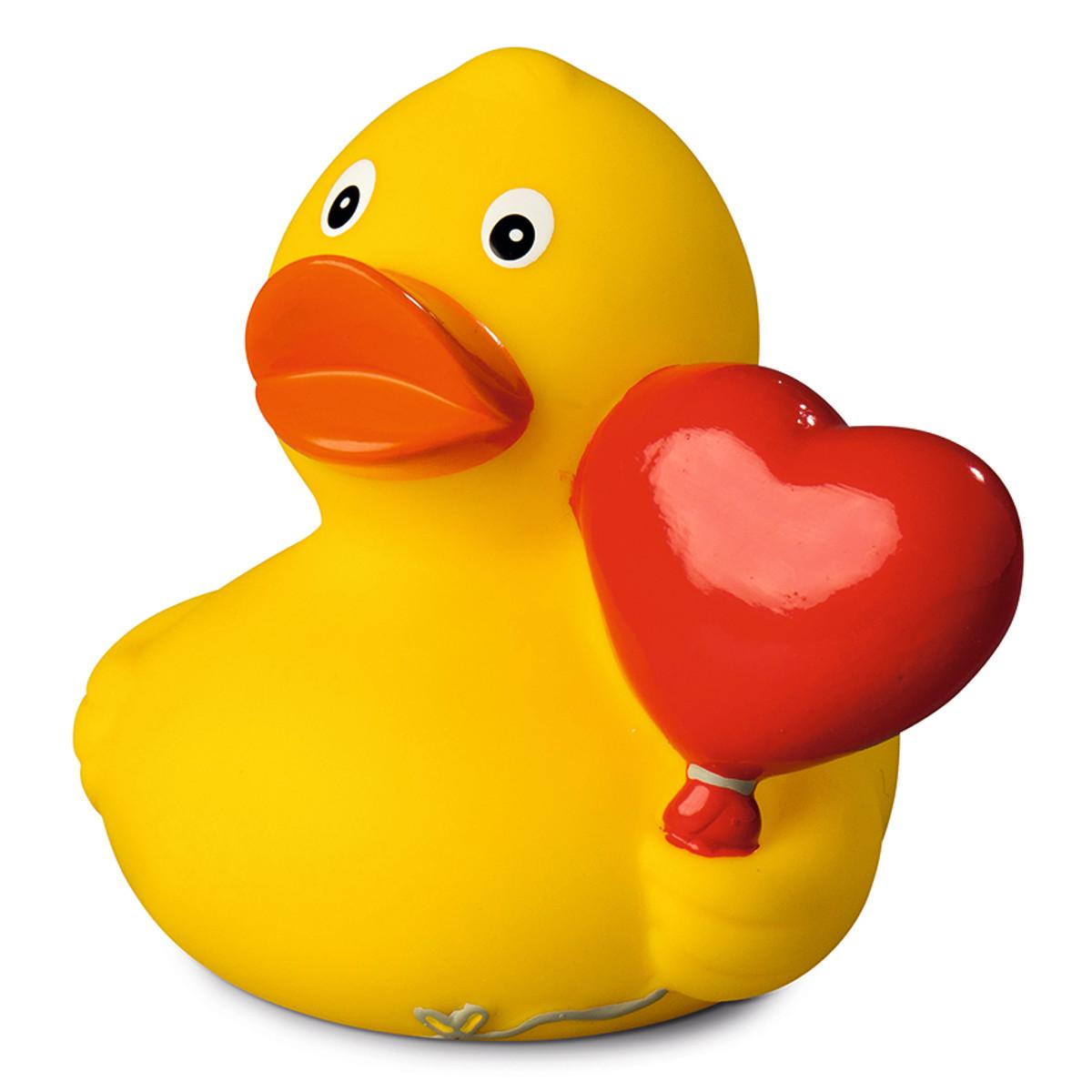 Romantikente Herzballon