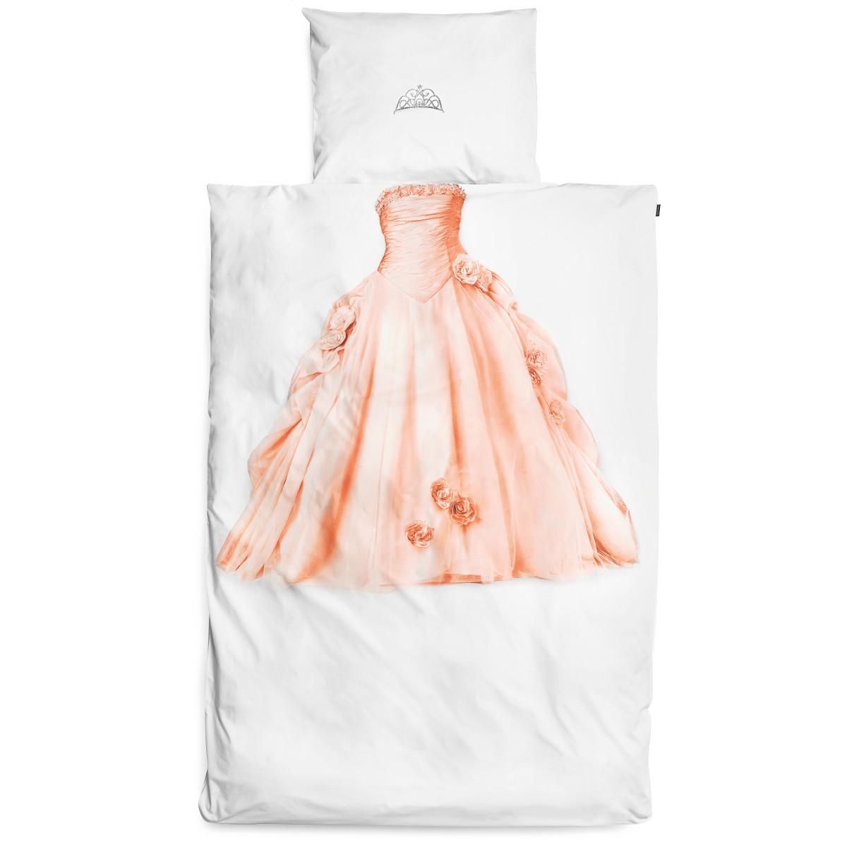 Sängkläder: prinsessa