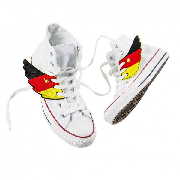 Schwings  vingar till skor