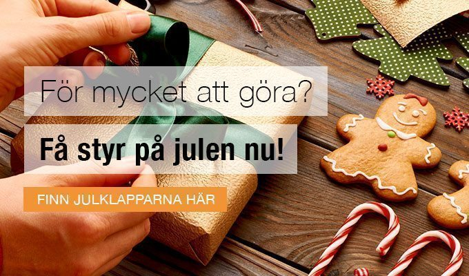 flickväns present Ljungby